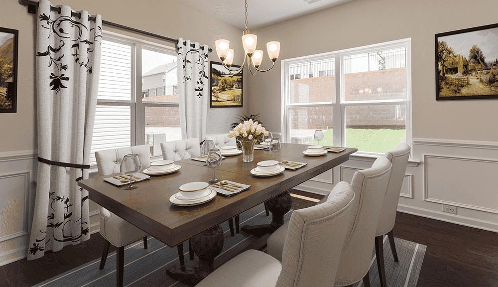 The Carrington - Dining Room