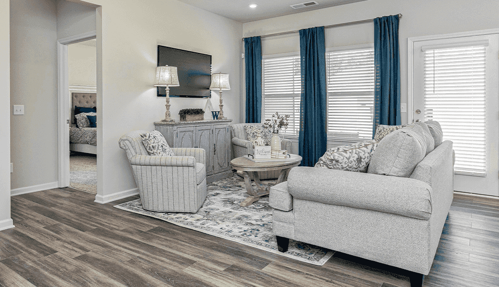 The Bayfield - Family Room