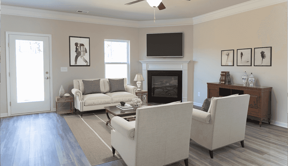 The Palmer - Family Room