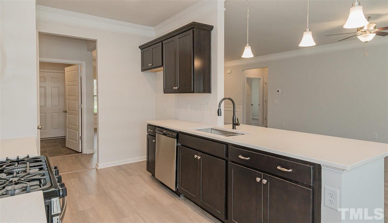 Kitchen featured in The Vinings By Smith Douglas Homes in Goldsboro, NC