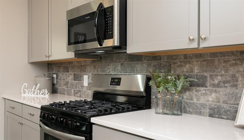 Kitchen featured in The Buffington By Smith Douglas Homes in Macon, GA
