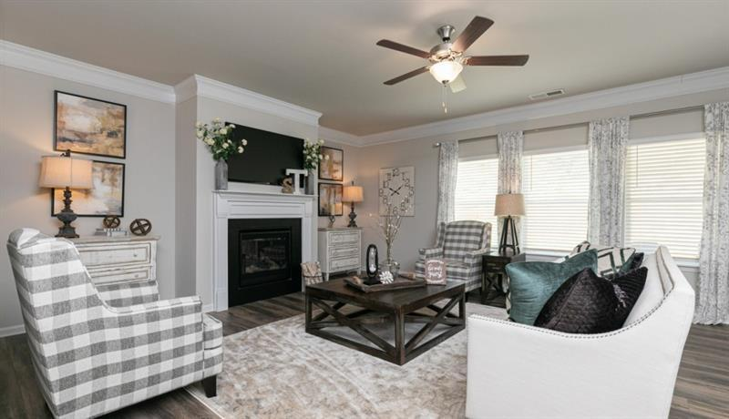 Living Area featured in The Buffington By Smith Douglas Homes in Macon, GA