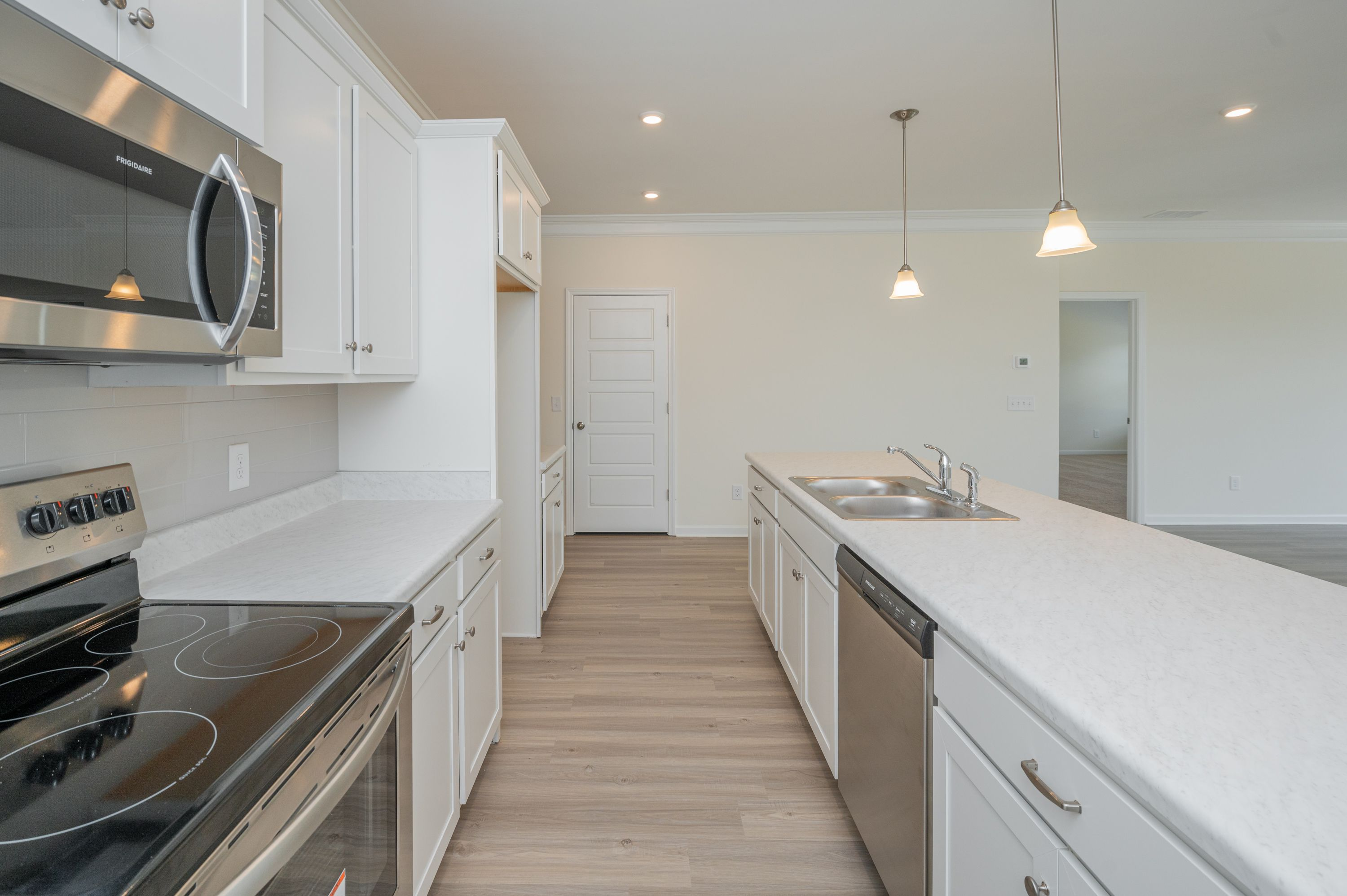 Kitchen featured in The Crawford By Smith Douglas Homes in Birmingham, AL