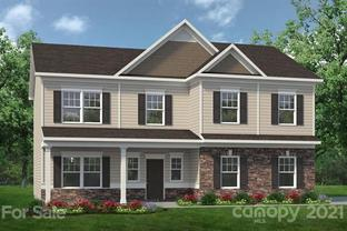 The Morgan - Vermillion: Huntersville, North Carolina - Smith Douglas Homes
