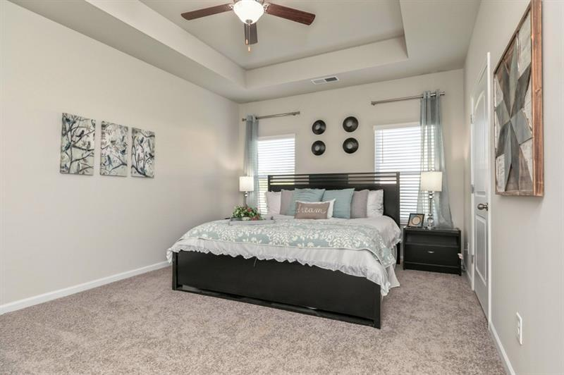 Bedroom featured in The Phoenix By Smith Douglas Homes in Macon, GA