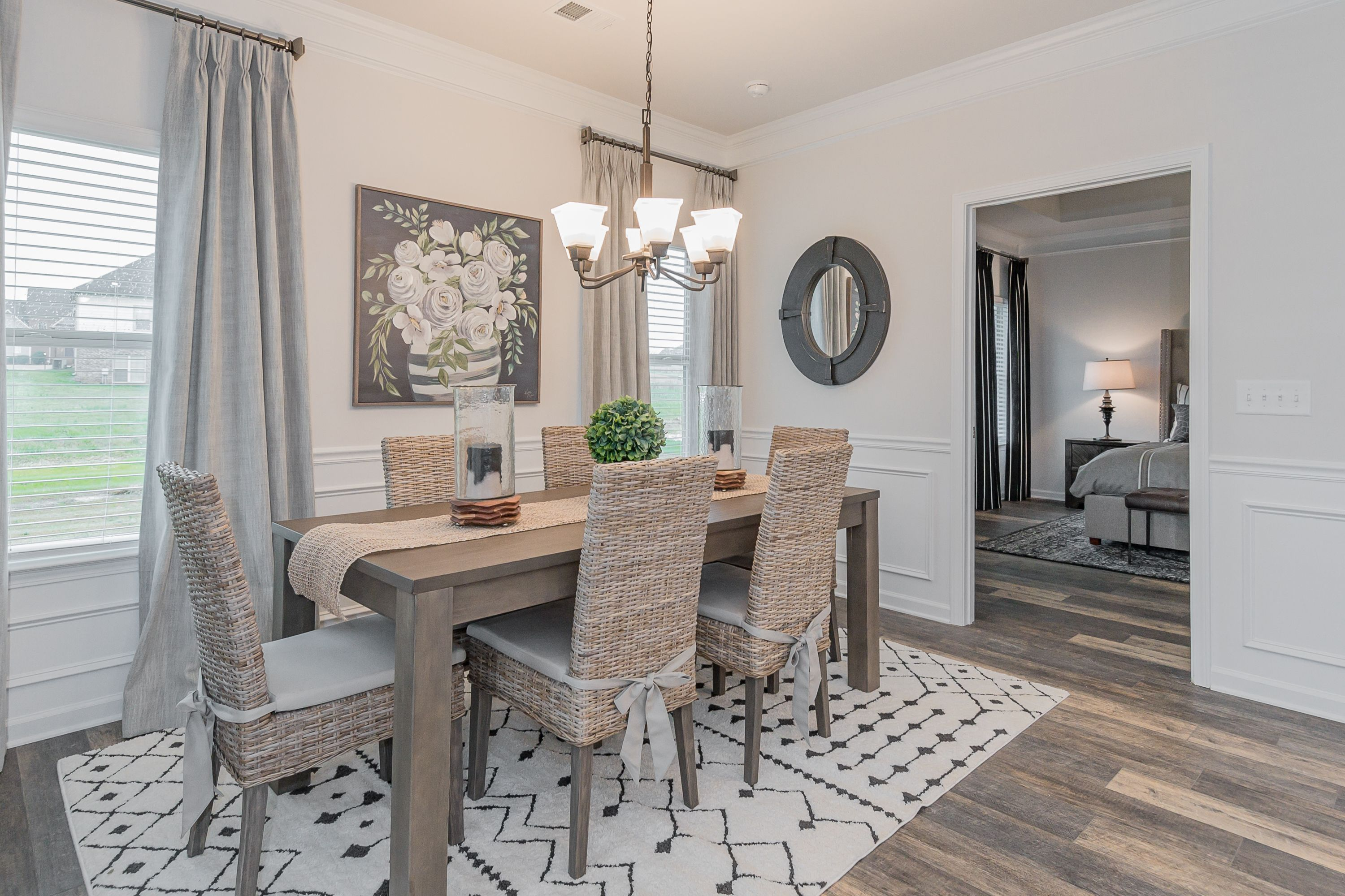 Living Area featured in The Lanier By Smith Douglas Homes in Birmingham, AL