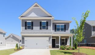 The Buffington - Twelve Oaks: Springville, Alabama - Smith Douglas Homes