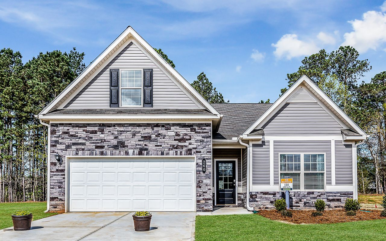 Exterior featured in The Bayfield By Smith Douglas Homes in Birmingham, AL