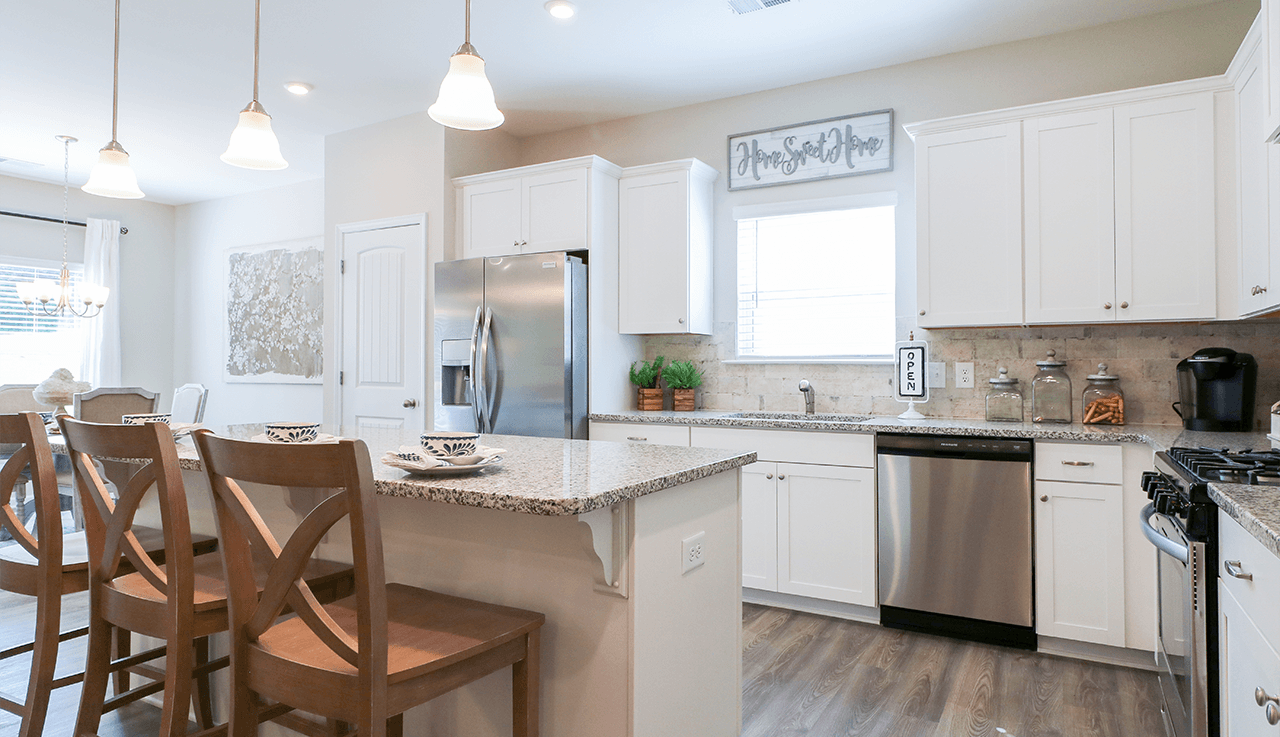 Kitchen featured in The Bayfield By Smith Douglas Homes in Birmingham, AL