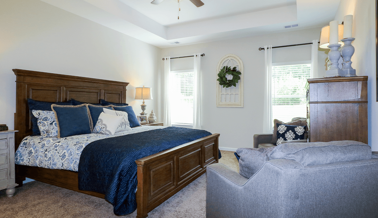 Bedroom featured in The Bayfield By Smith Douglas Homes in Birmingham, AL
