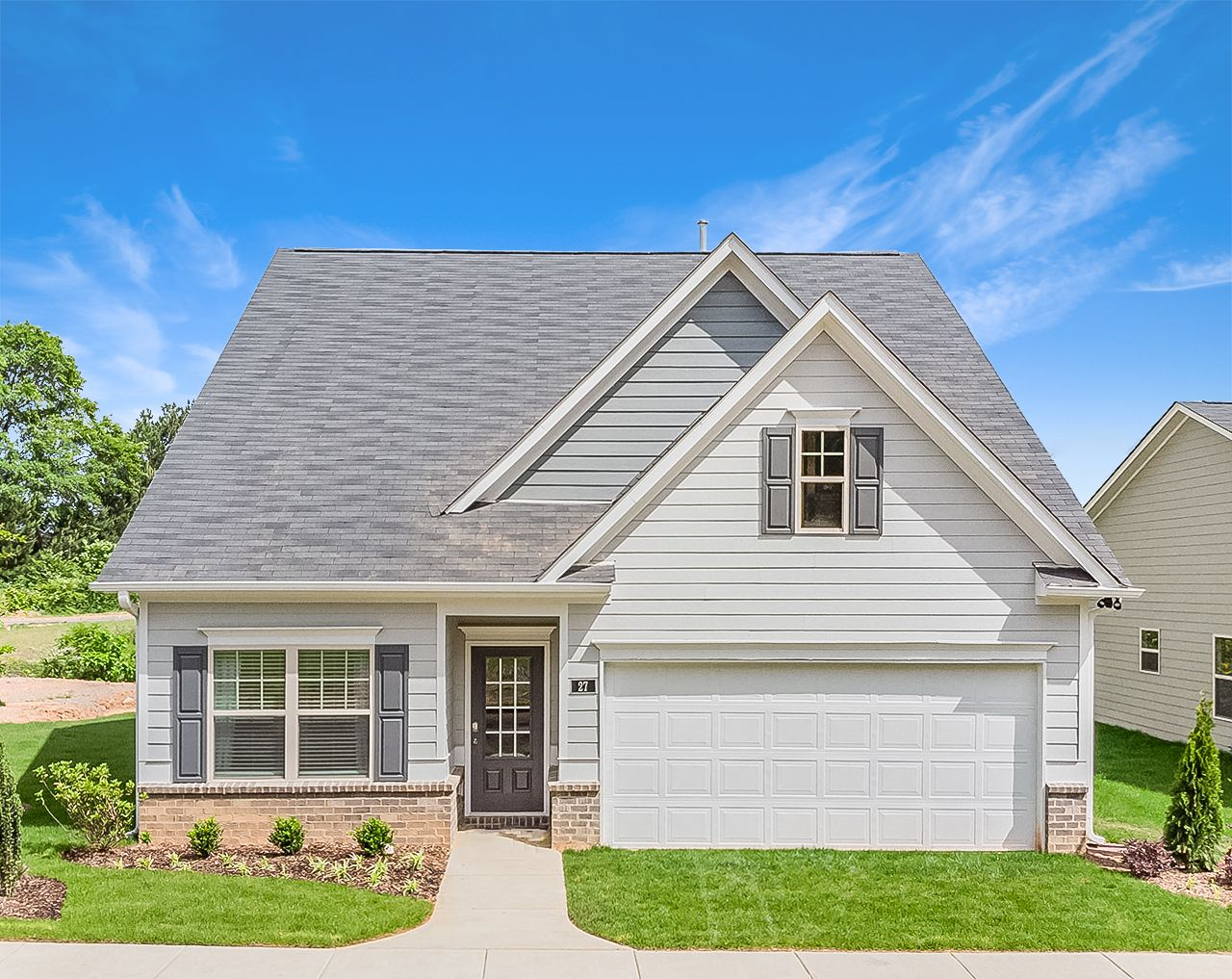 Exterior featured in The Carlyle By Smith Douglas Homes in Birmingham, AL