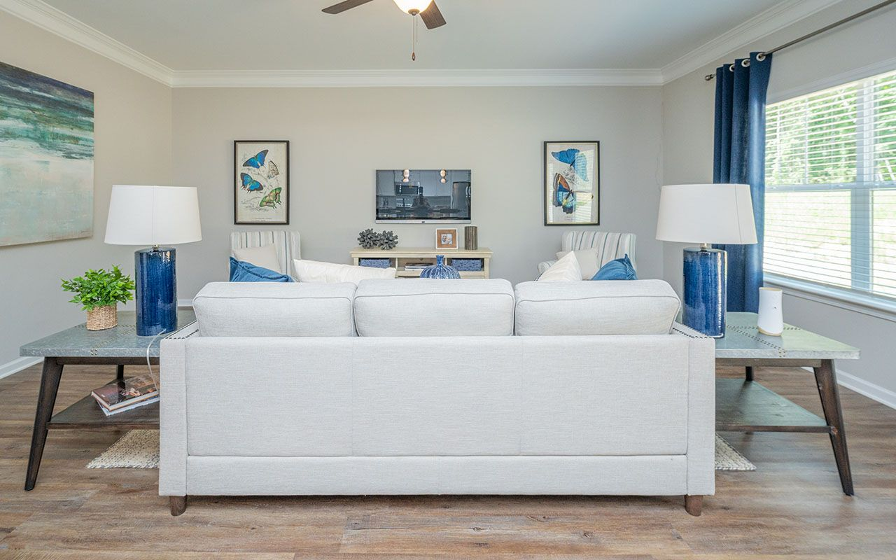 Living Area featured in The Phoenix By Smith Douglas Homes in Birmingham, AL