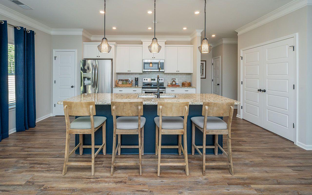 Kitchen featured in The Phoenix By Smith Douglas Homes in Birmingham, AL
