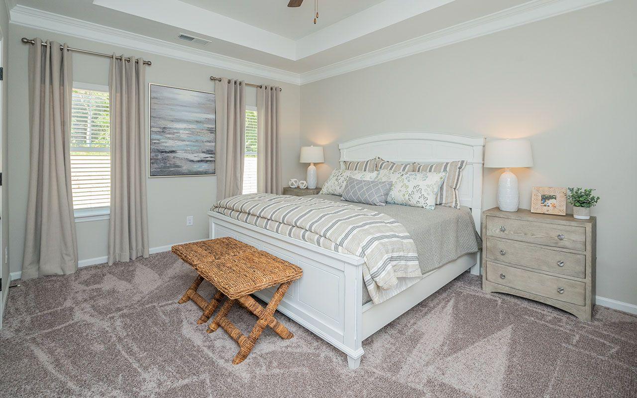 Bedroom featured in The Phoenix By Smith Douglas Homes in Birmingham, AL