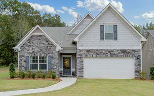 The Lanier - Blackwell Meadows: Jasper, Alabama - Smith Douglas Homes