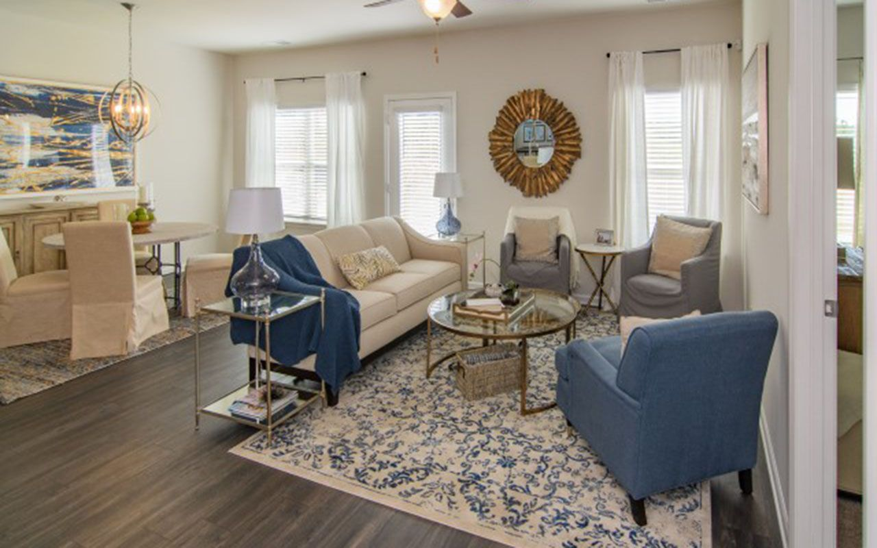 Living Area featured in The Pruitt By Smith Douglas Homes in Birmingham, AL