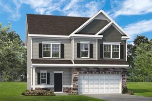 The Benson - Park West: Albemarle, North Carolina - Smith Douglas Homes