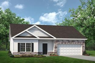 The Phoenix - Park West: Albemarle, North Carolina - Smith Douglas Homes
