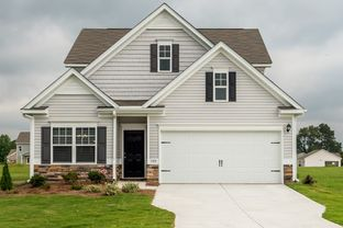 The Carlyle - Bridlewood Farms: Morris, Alabama - Smith Douglas Homes