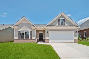 The Lanier - Bridlewood Farms: Morris, Alabama - Smith Douglas Homes