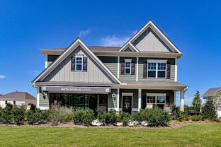 The Ellijay - Winston Pointe South: Clayton, North Carolina - Smith Douglas Homes