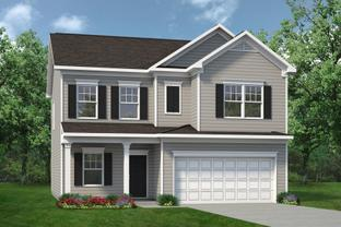 The Coleman - Park West: Albemarle, North Carolina - Smith Douglas Homes