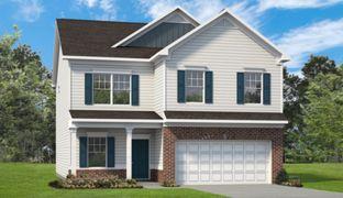 The Harrington - Beverly Place: Four Oaks, North Carolina - Smith Douglas Homes