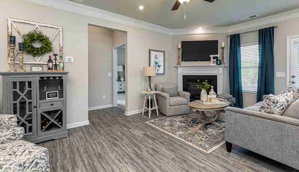 The Bayfield Model - Family Room