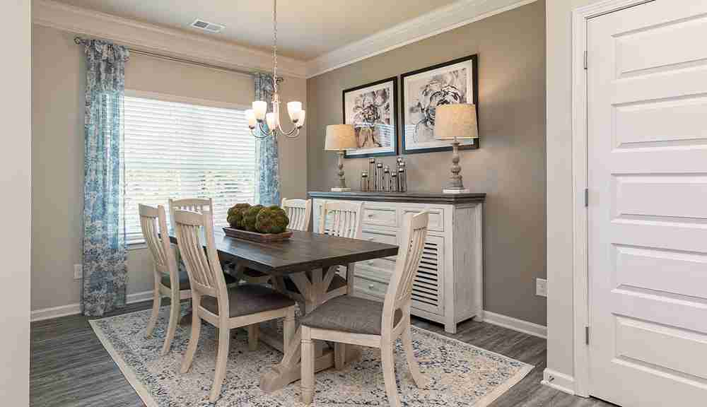 The Bayfield Model - Dining Area