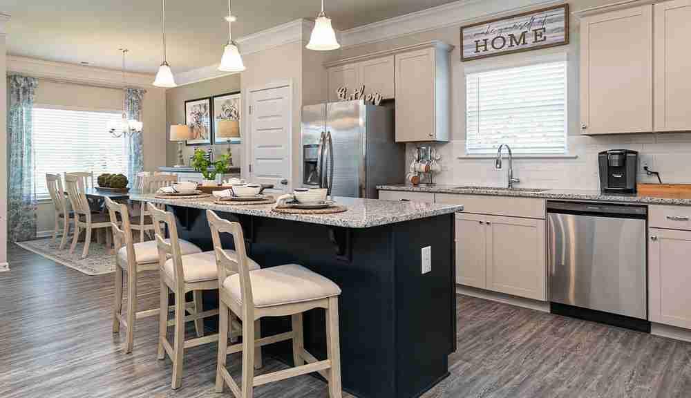 The Bayfield Model - Kitchen