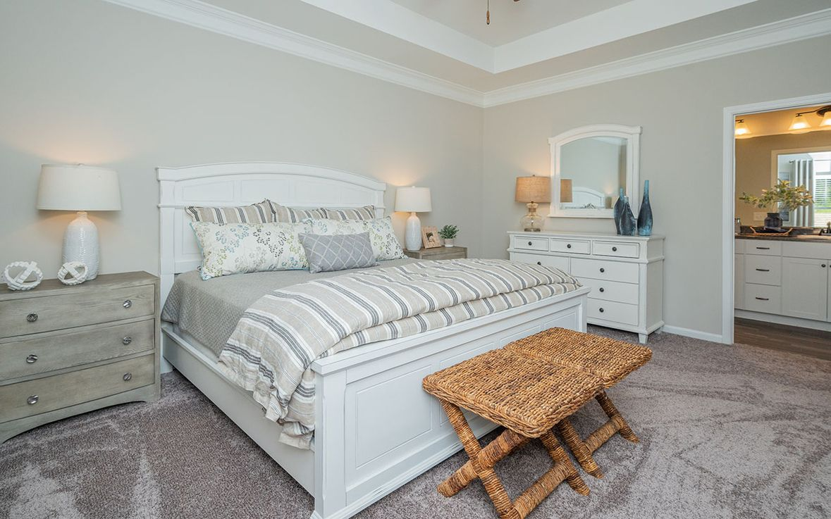 Bedroom featured in The Phoenix By Smith Douglas Homes in Goldsboro, NC