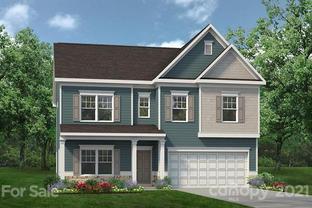 The Madison - Trinity Crossing: Kannapolis, North Carolina - Smith Douglas Homes