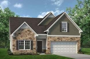 The Lanier with Bonus - Nichols Vale: Mount Juliet, Tennessee - Smith Douglas Homes