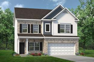 The Cochran - McKeesport: Shelbyville, Tennessee - Smith Douglas Homes