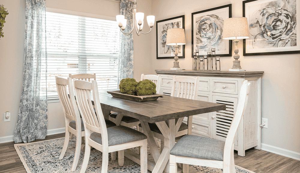 The Bradley - Dining Room