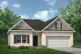 The Langford - Brookhill Landing: Athens, Alabama - Smith Douglas Homes