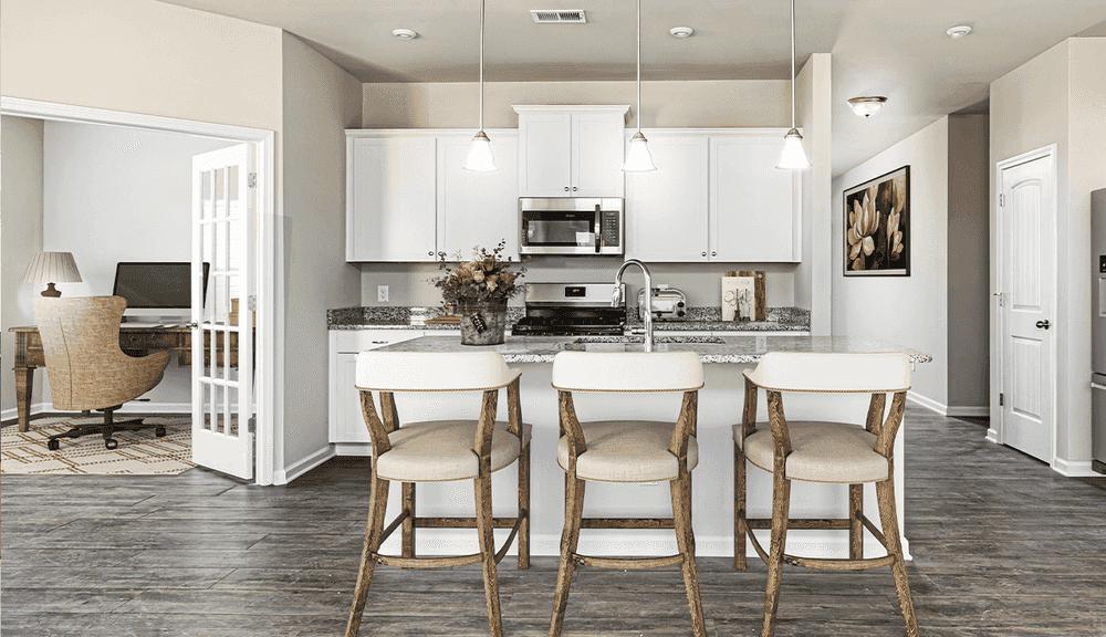 The Avondale - Kitchen