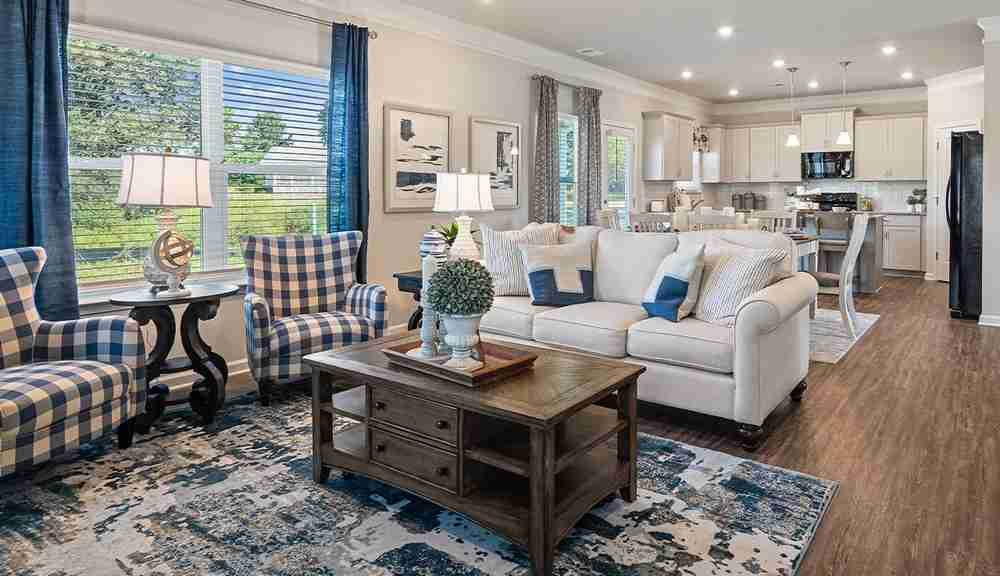 The McGinnis - Family Room