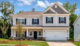 The Morgan - Seminole Fields: Broadway, North Carolina - Smith Douglas Homes