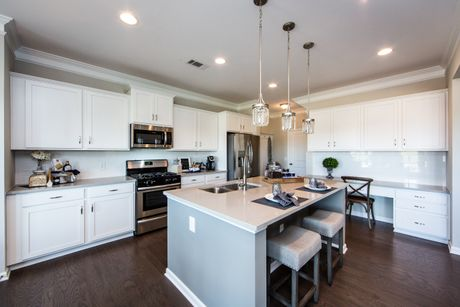 Kitchen-in-The Buffington-at-Springs Crossing-in-Columbiana