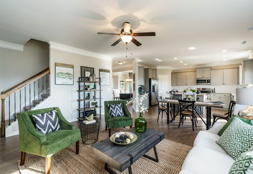 Greatroom-and-Dining-in-The McPherson-at-Carrington Lakes-in-Trussville