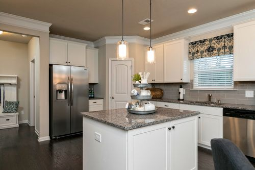 Kitchen-in-The Sydney-at-River Park-in-Mount Holly