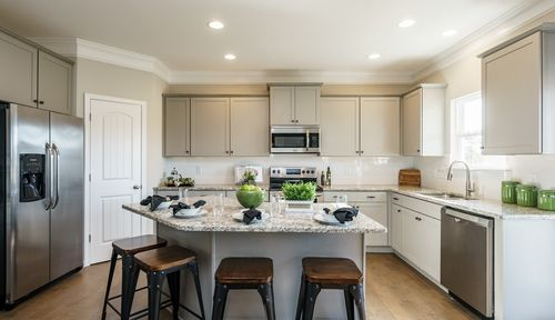 Kitchen-in-The McPherson-at-Nottingham-in-Sanford