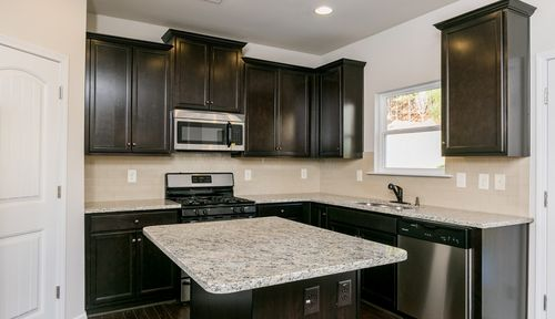 Kitchen-in-The Benson-at-Woody Farms-in-Adairsville