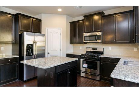 Kitchen-in-The Benson-at-The Stiles-in-Cartersville