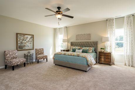 Bedroom-in-The McIntosh-at-Vandora West-in-Garner
