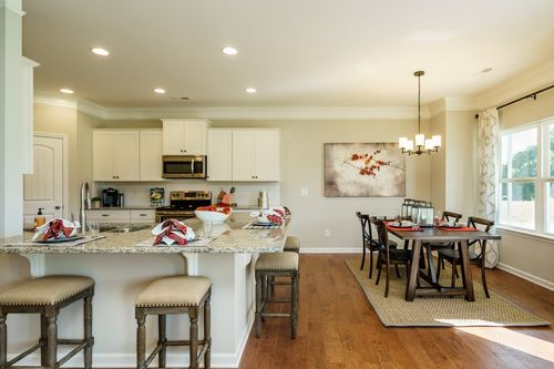 Kitchen-in-The McIntosh-at-Knolls at the Neuse-in-Clayton
