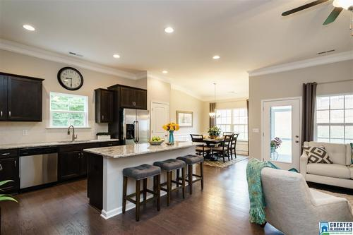 Kitchen-in-The Bayfield-at-Carrington Lakes-in-Trussville