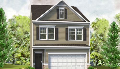The Emerson-Design-at-Hayesbury Townes-in-Raleigh