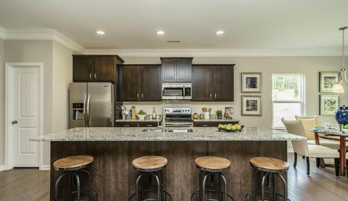 Kitchen-in-The Madison-at-Escalades-in-Mableton